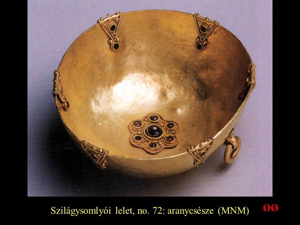 ØØ Szilágysomlyói lelet, no. 72: aranycsésze (MNM)