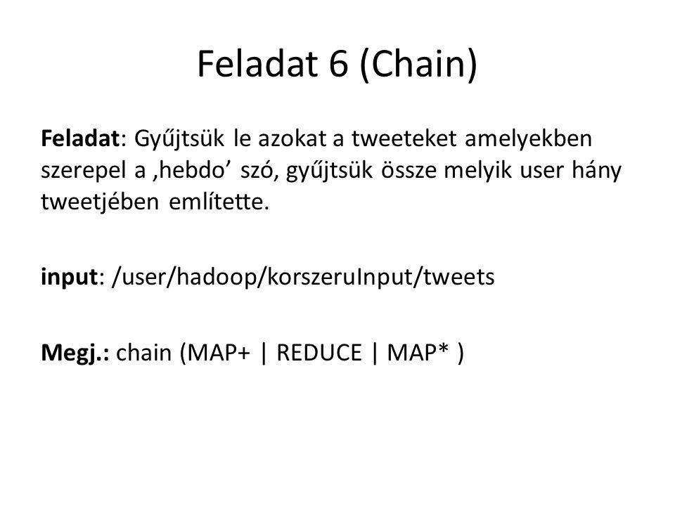 Feladat 6 (Chain)