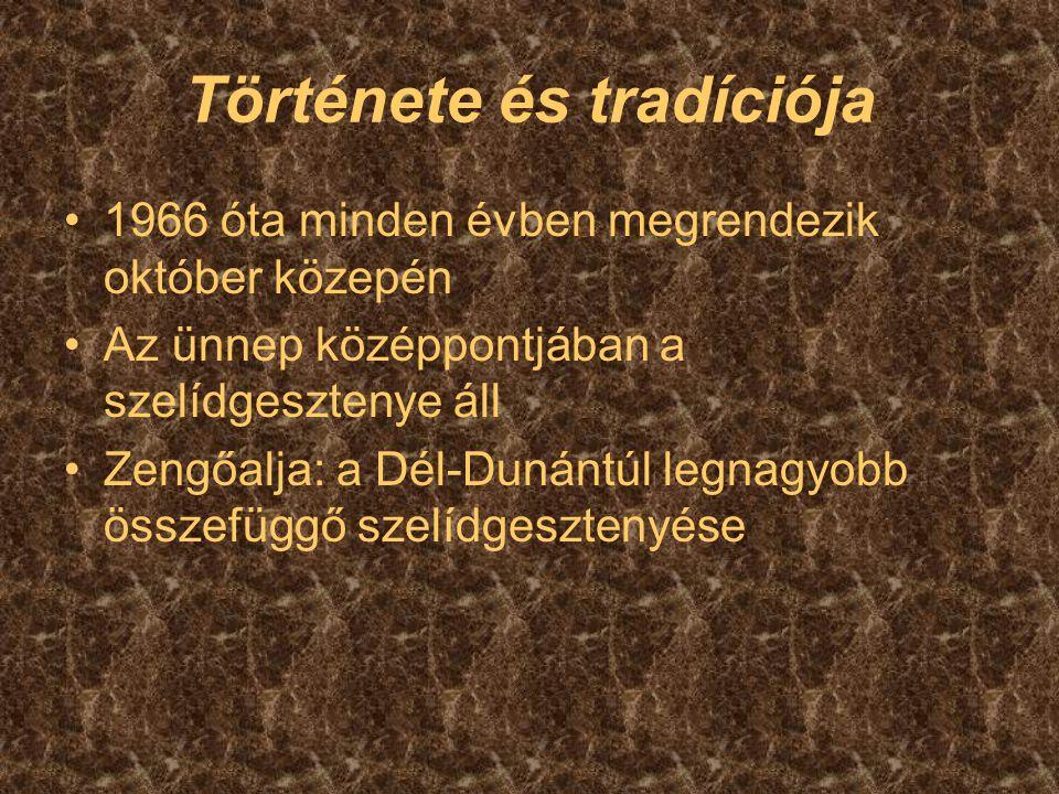 Története és tradíciója