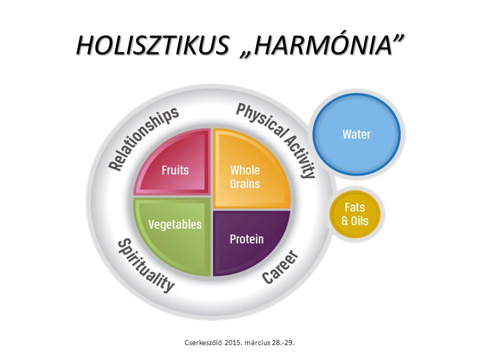 """HOLISZTIKUS """"HARMÓNIA"""