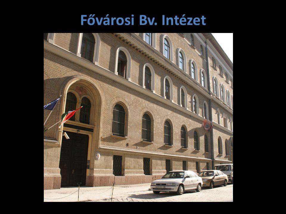 Fővárosi Bv. Intézet