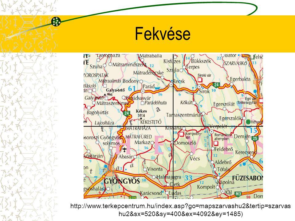 Fekvése http://www.terkepcentrum.hu/index.asp go=mapszarvashu2&tertip=szarvashu2&sx=520&sy=400&ex=4092&ey=1485)