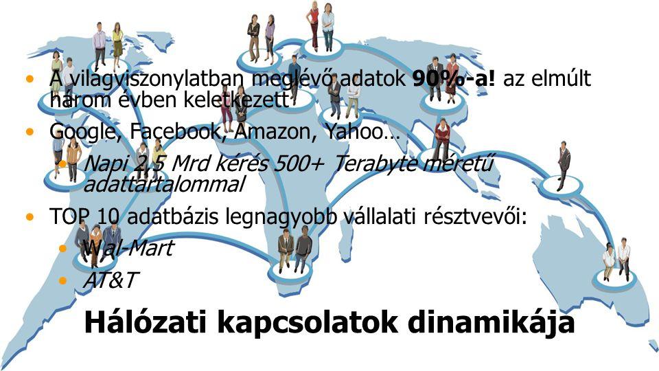 Hálózati kapcsolatok dinamikája