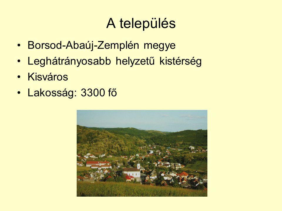 A település Borsod-Abaúj-Zemplén megye