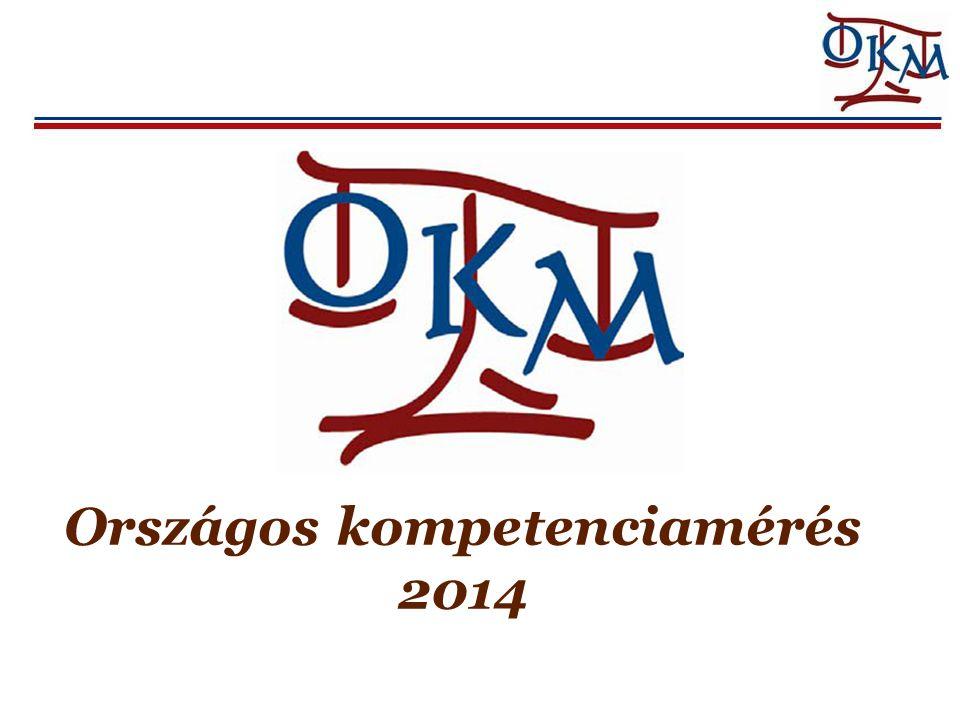 Országos kompetenciamérés 2014