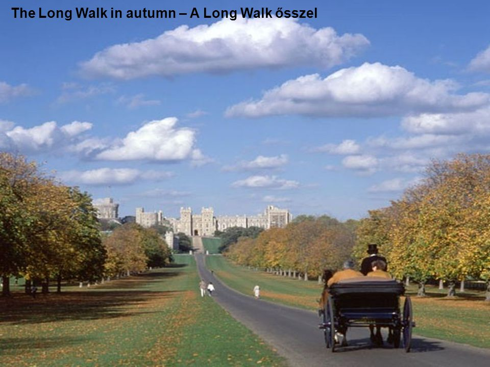 The Long Walk in autumn – A Long Walk ősszel