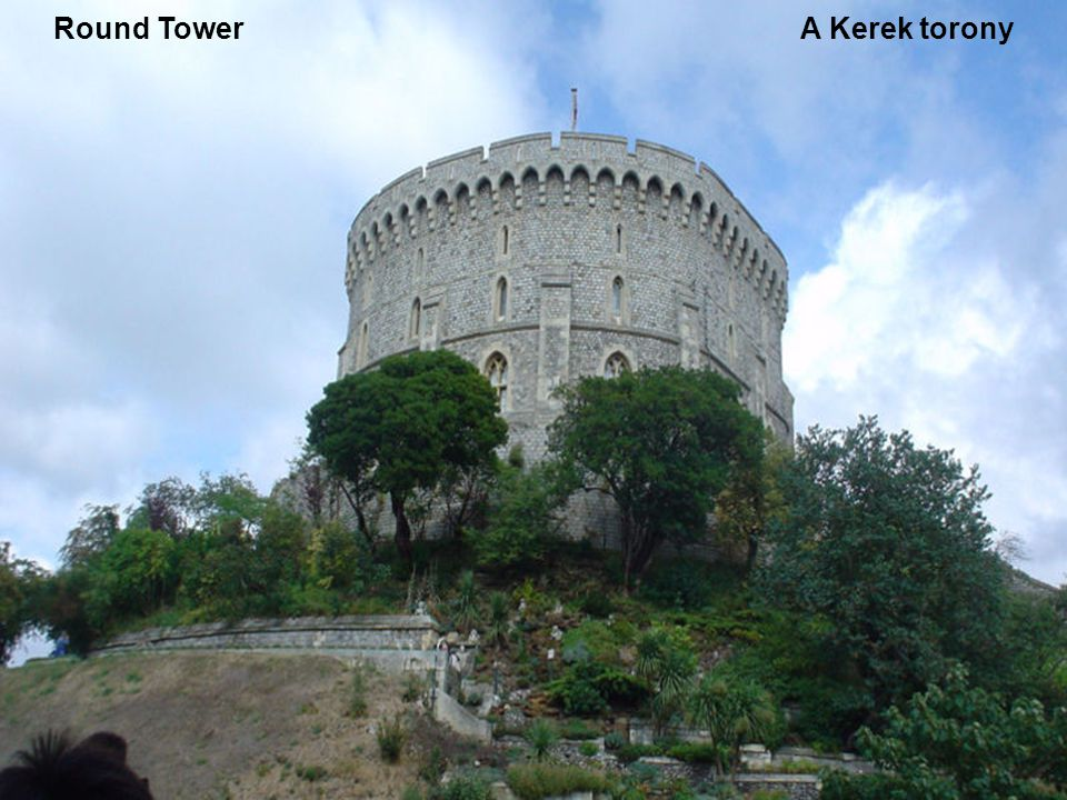 Round Tower A Kerek torony