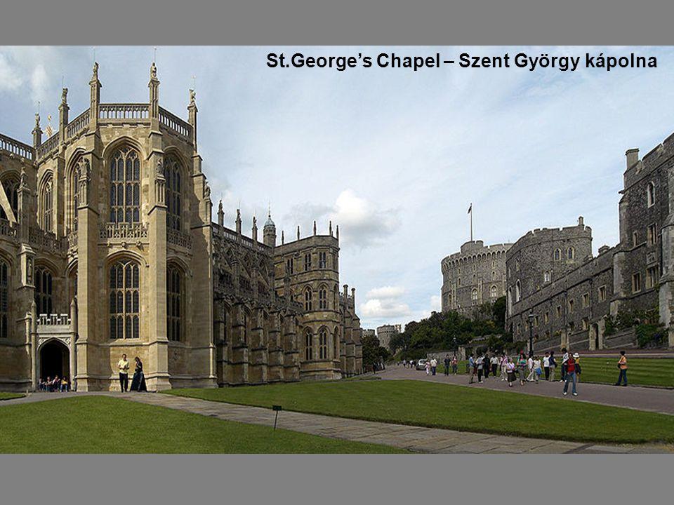 St.George's Chapel – Szent György kápolna