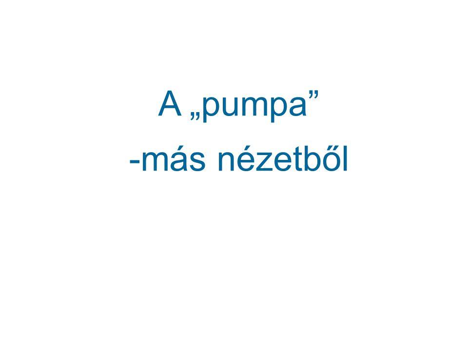 """A """"pumpa -más nézetből"""