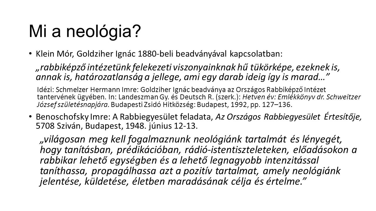 Mi a neológia