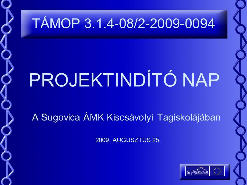 A Sugovica ÁMK Kiscsávolyi Tagiskolájában