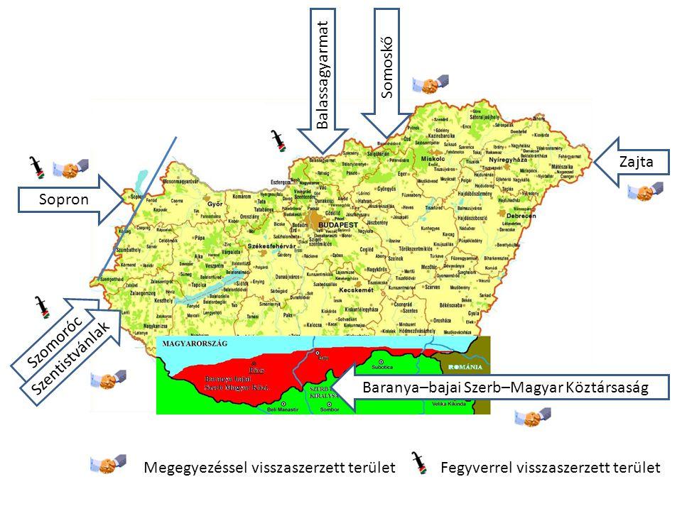 Baranya–bajai Szerb–Magyar Köztársaság