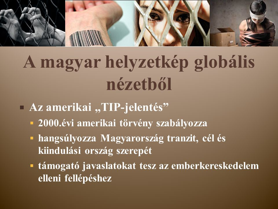 A magyar helyzetkép globális nézetből