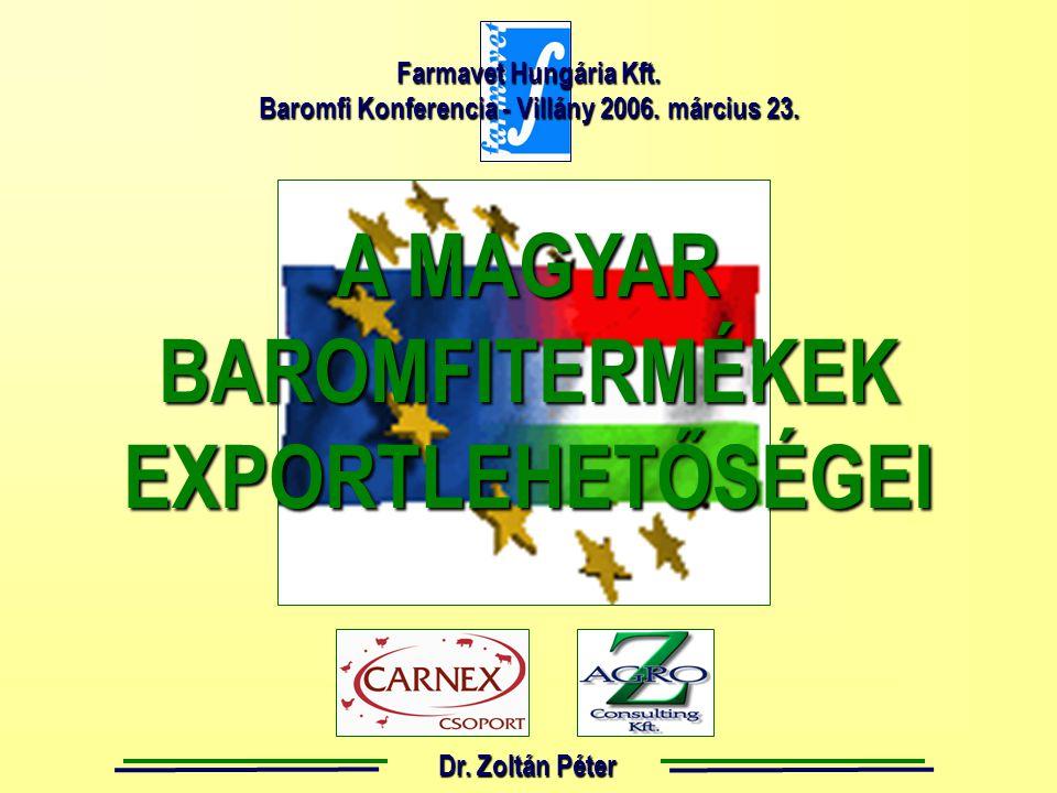 Baromfi Konferencia - Villány 2006. március 23.