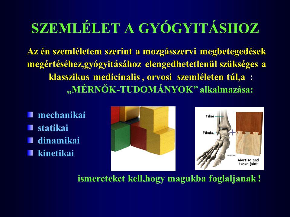 SZEMLÉLET A GYÓGYITÁSHOZ
