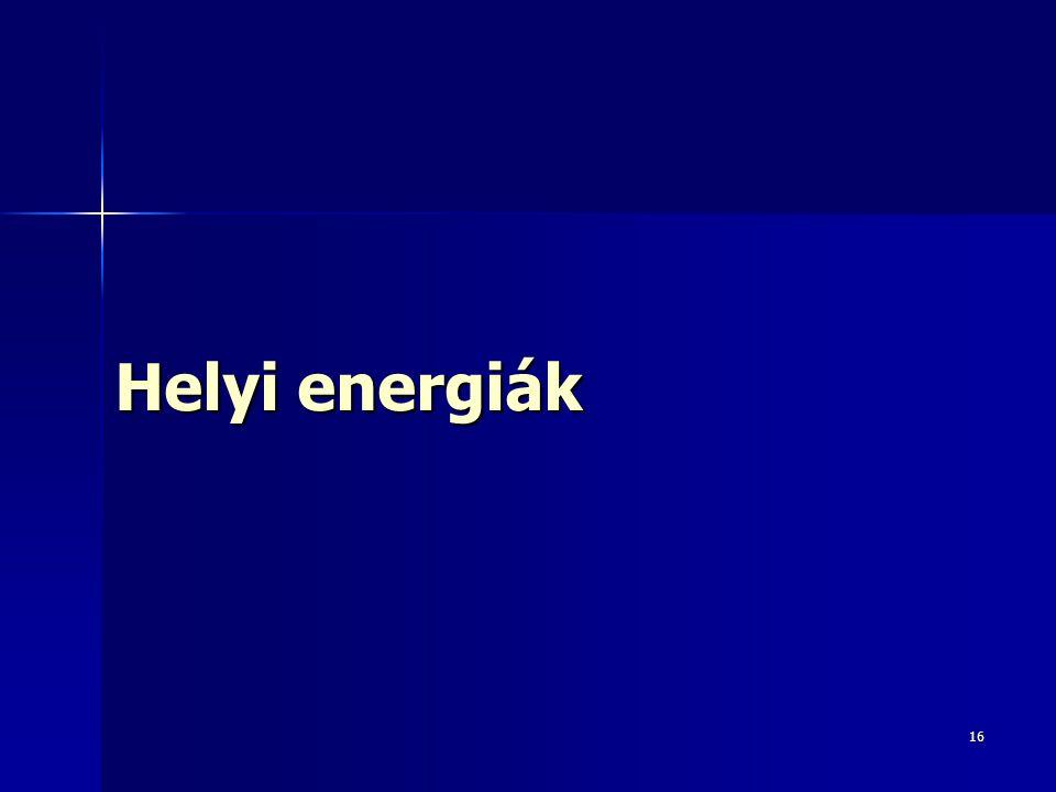 Helyi energiák 16