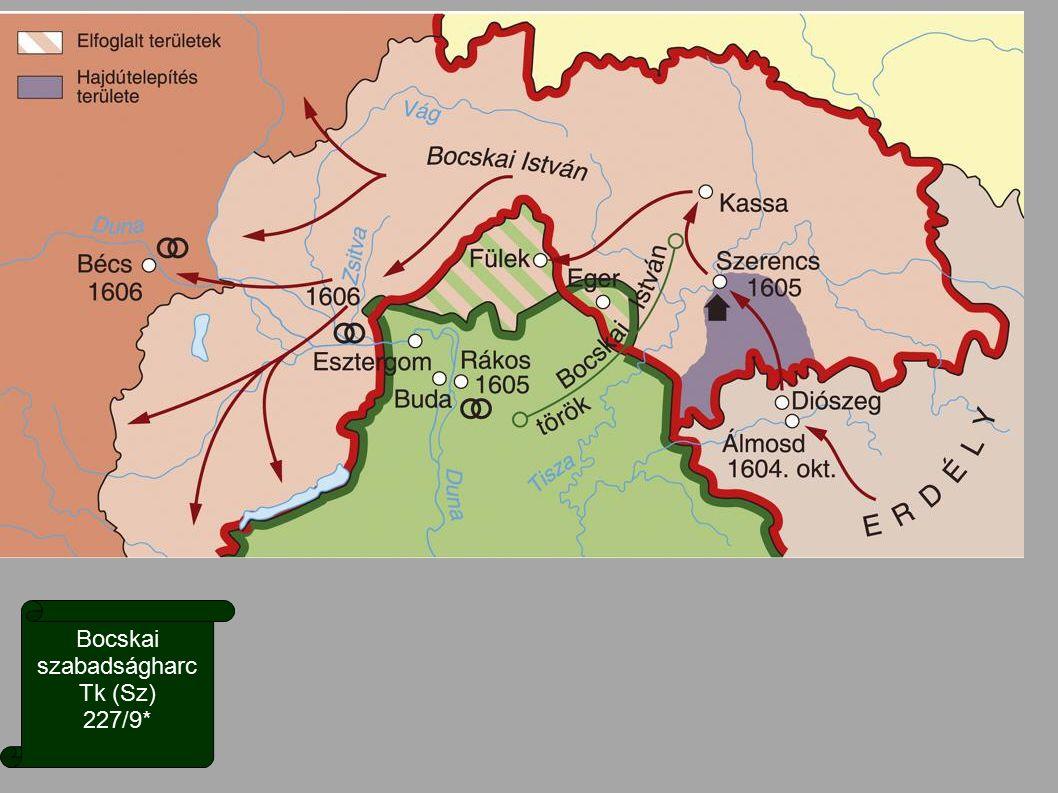 Bocskai szabadságharc