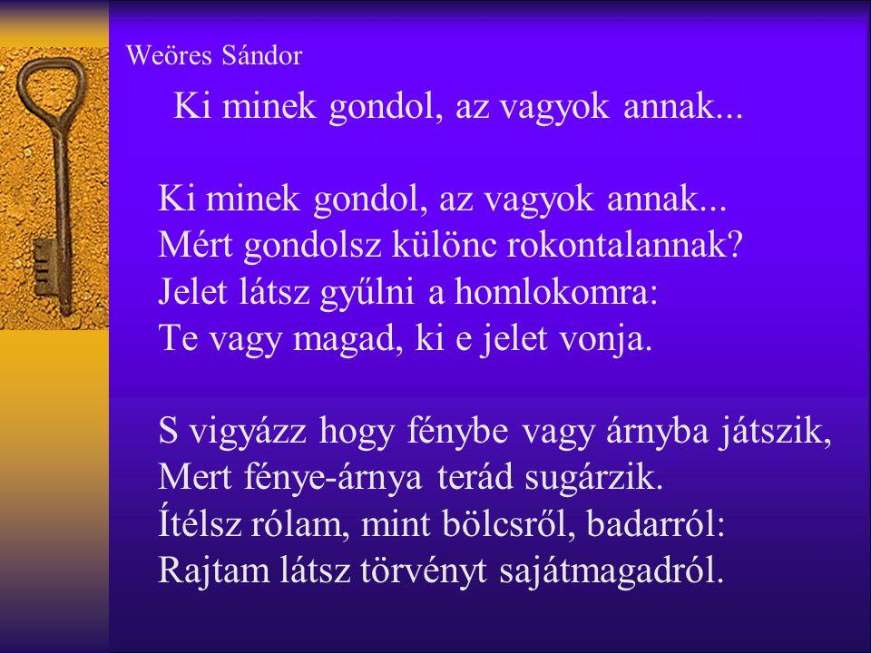 Weöres Sándor