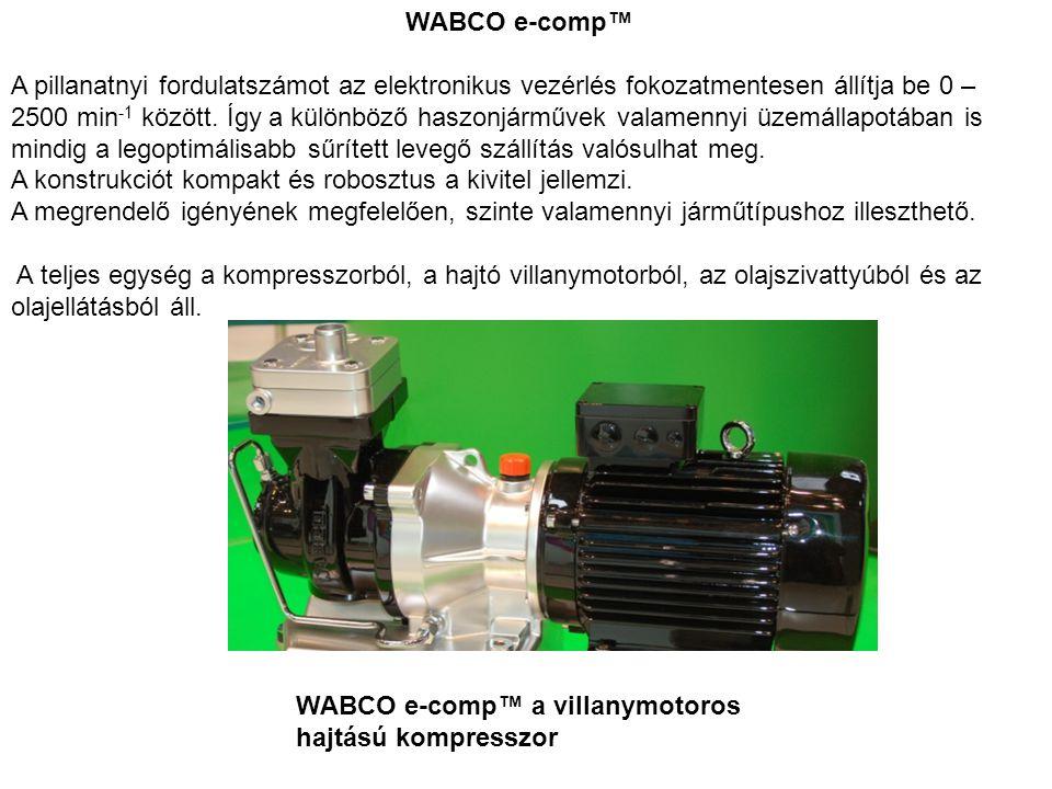 WABCO e-comp™