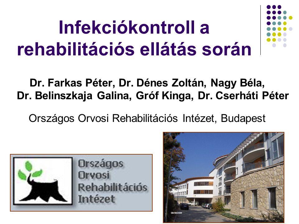 Infekciókontroll a rehabilitációs ellátás során
