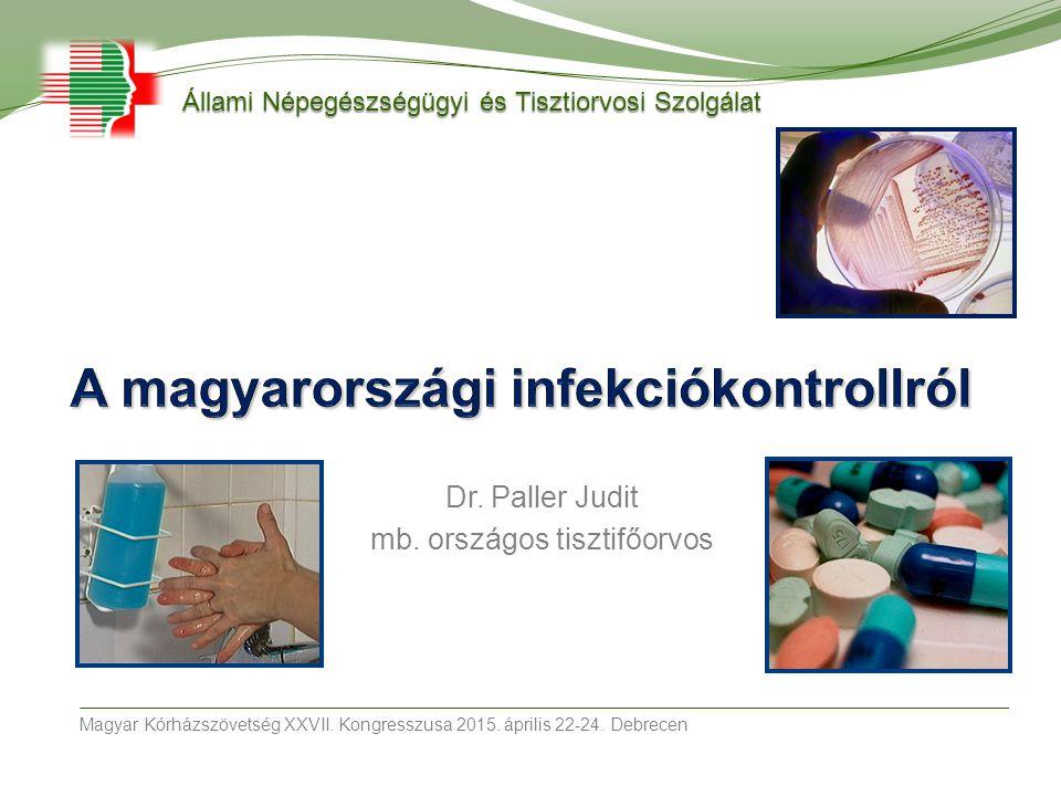 A magyarországi infekciókontrollról