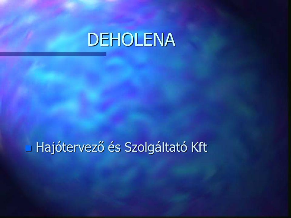 DEHOLENA Hajótervező és Szolgáltató Kft