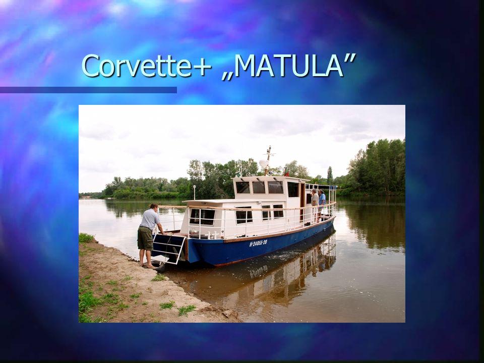 """Corvette+ """"MATULA"""