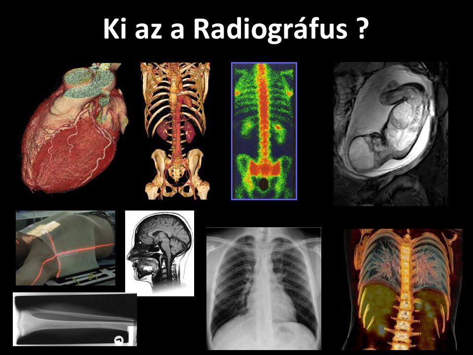 Ki az a Radiográfus