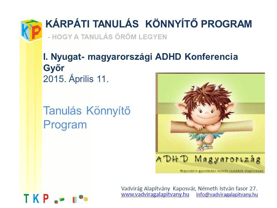 Tanulás Könnyítő Program