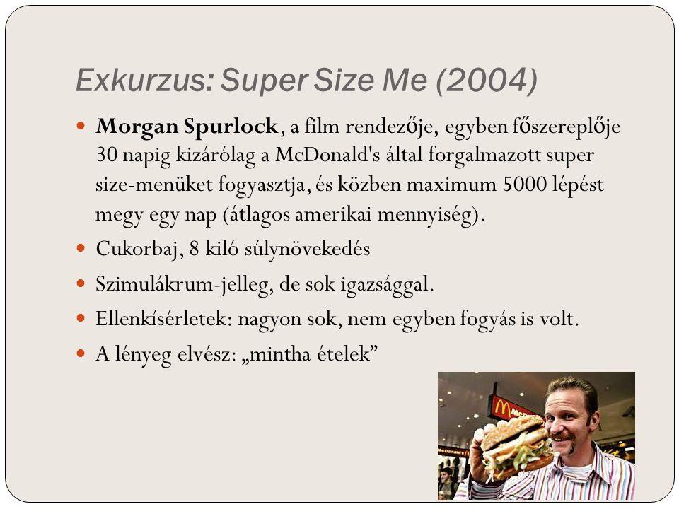 Exkurzus: Super Size Me (2004)