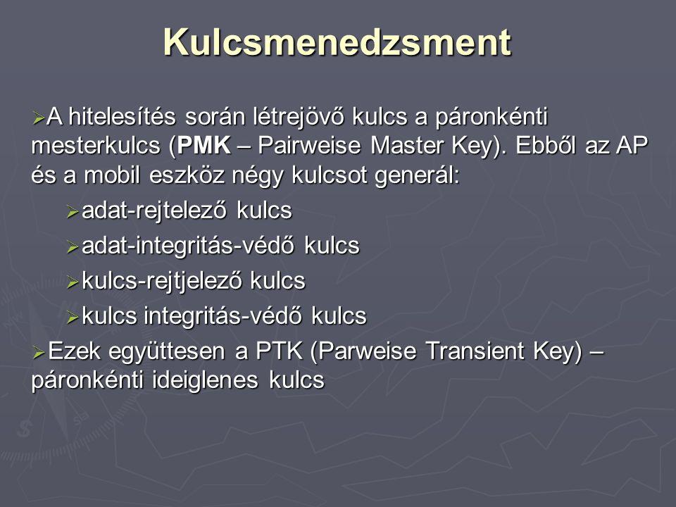 Kulcsmenedzsment