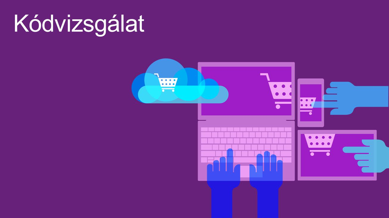 Kódvizsgálat Visual Studio 4/16/2017