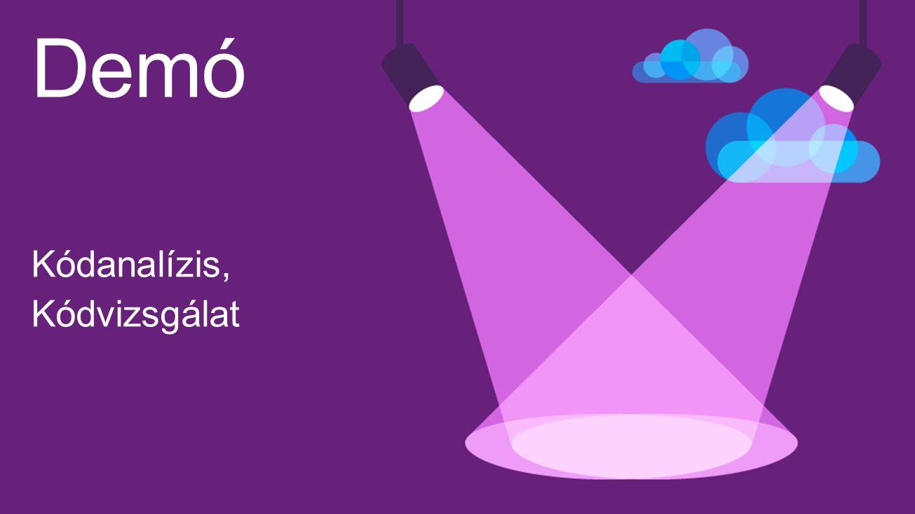 Demó Kódanalízis, Kódvizsgálat Visual Studio 4/16/2017