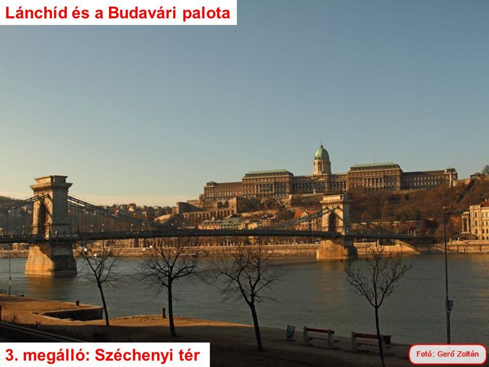 Lánchíd és a Budavári palota