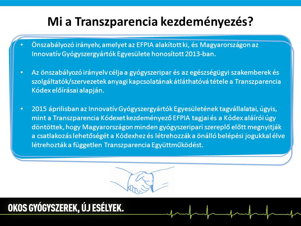 Mi a Transzparencia kezdeményezés