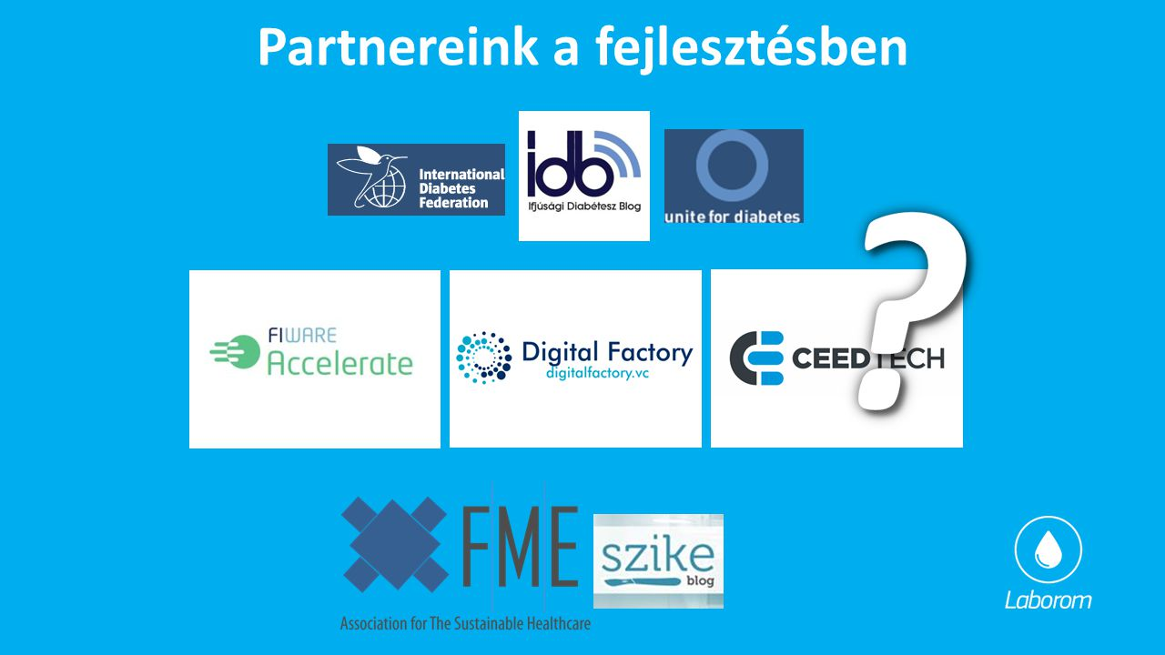 Partnereink a fejlesztésben