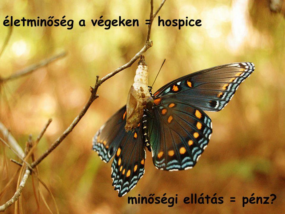 életminőség a végeken = hospice