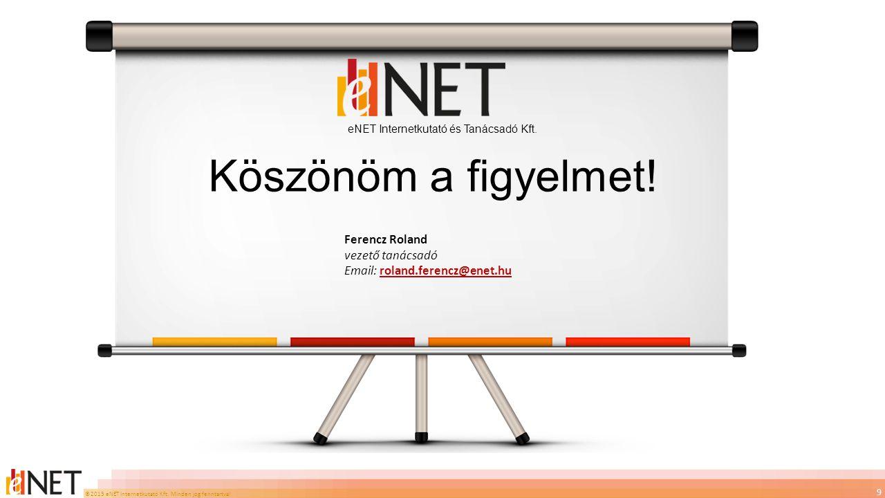 eNET Internetkutató és Tanácsadó Kft.