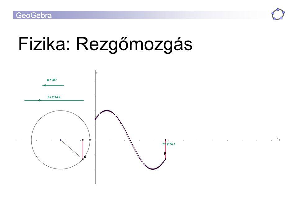 Fizika: Rezgőmozgás