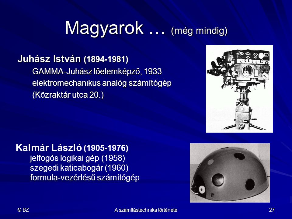 Magyarok … (még mindig)