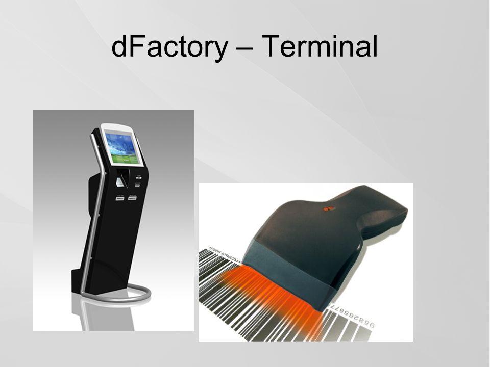 dFactory – Terminal