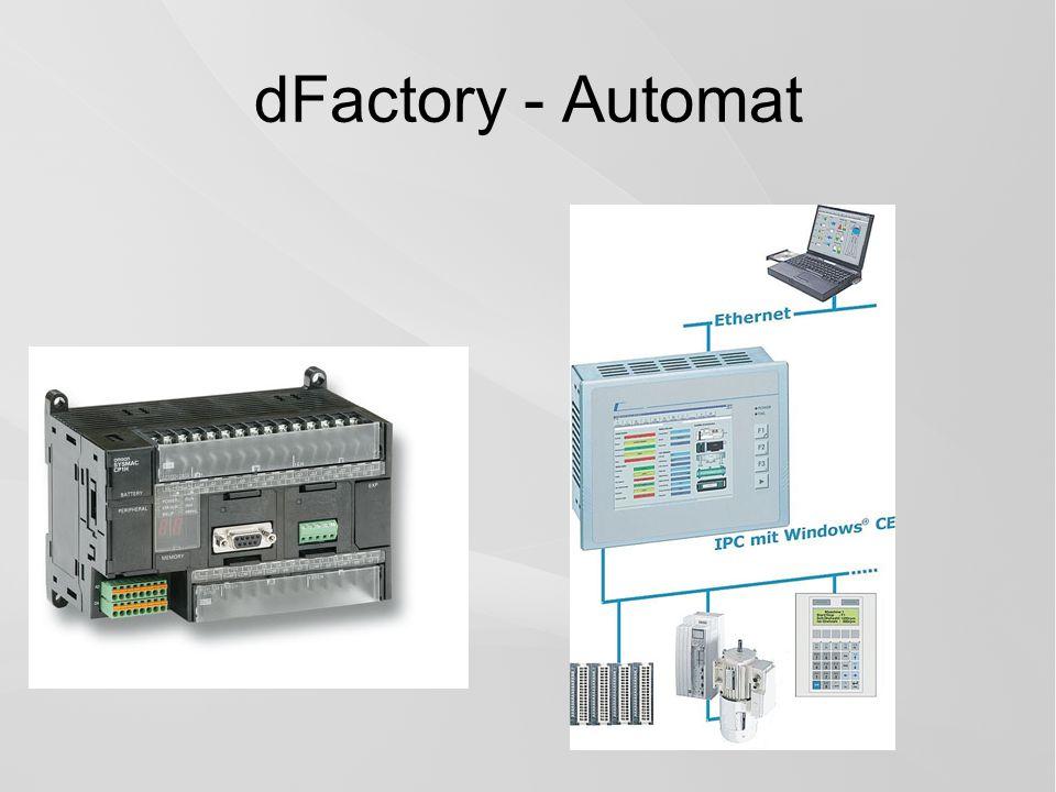 dFactory - Automat