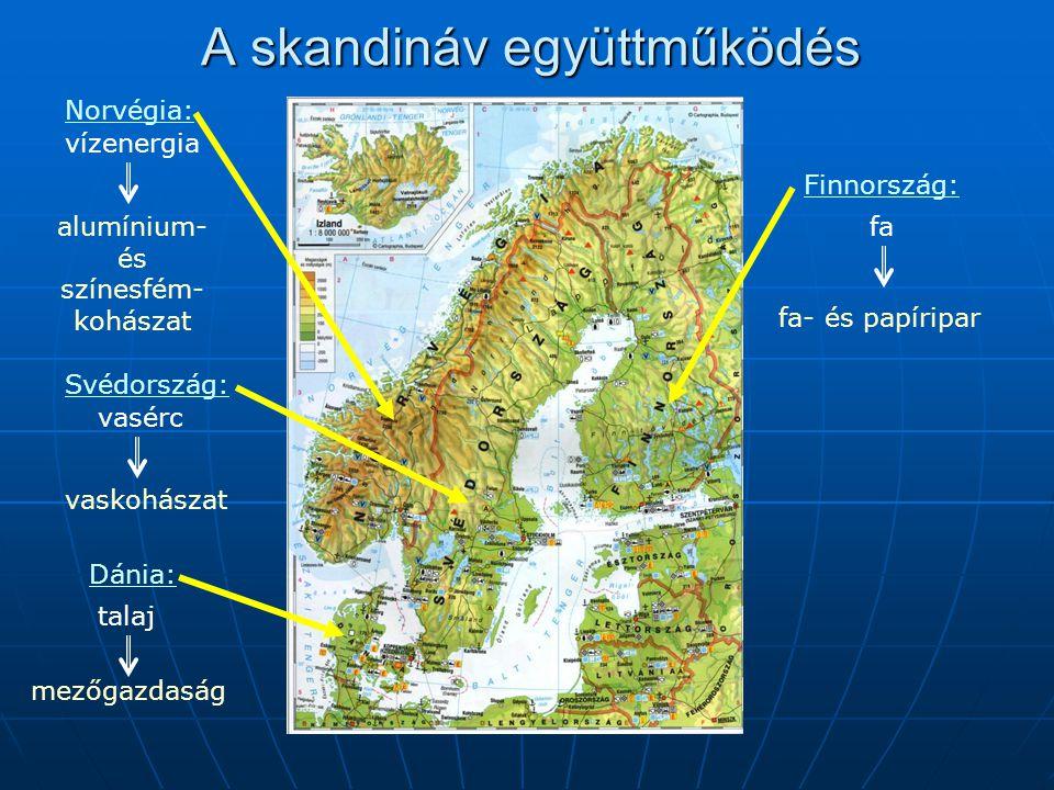 A skandináv együttműködés