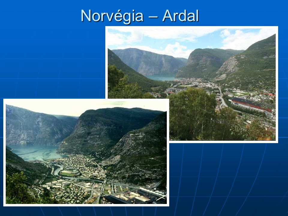 Norvégia – Ardal