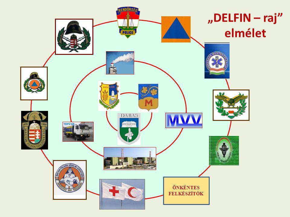 """""""DELFIN – raj elmélet ÖNKÉNTES FELKÉSZÍTŐK"""