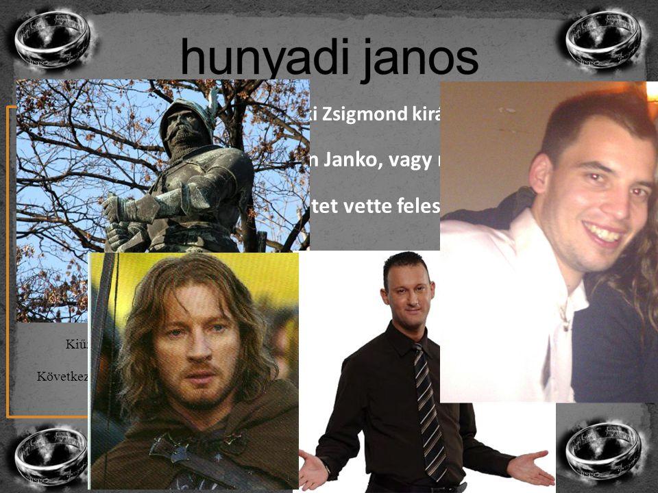 hunyadi janos Szláv neve Ugrin Janko, vagy magyarul Oláh János