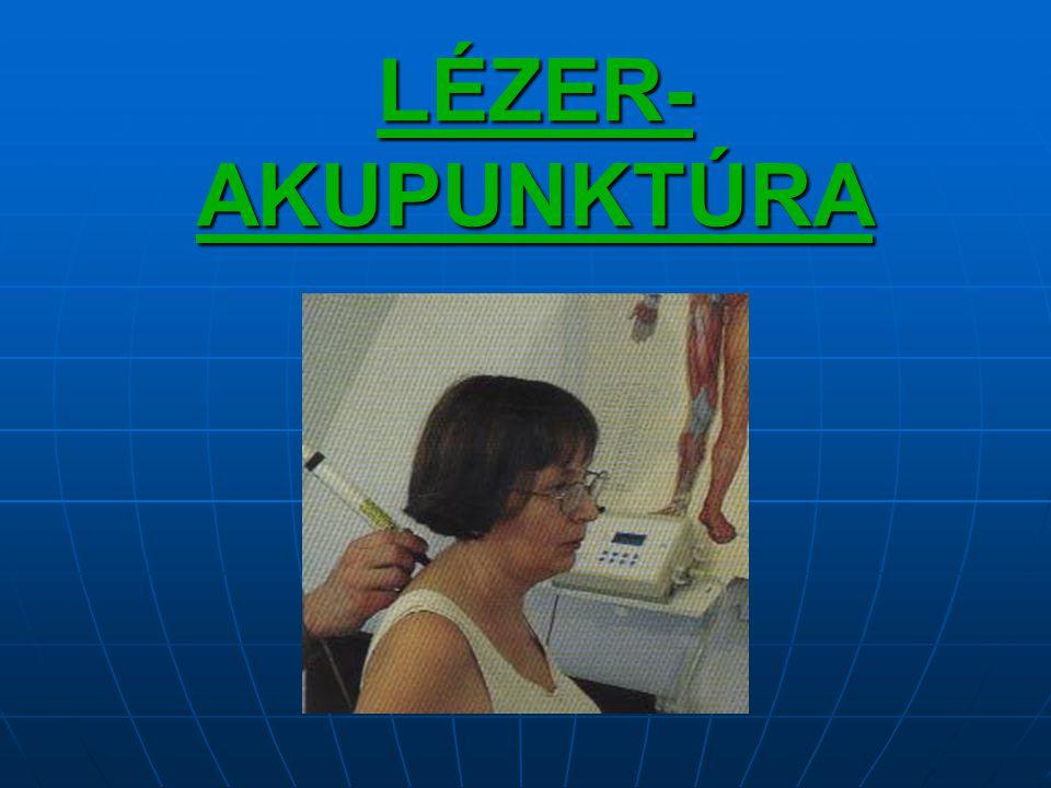 LÉZER-AKUPUNKTÚRA