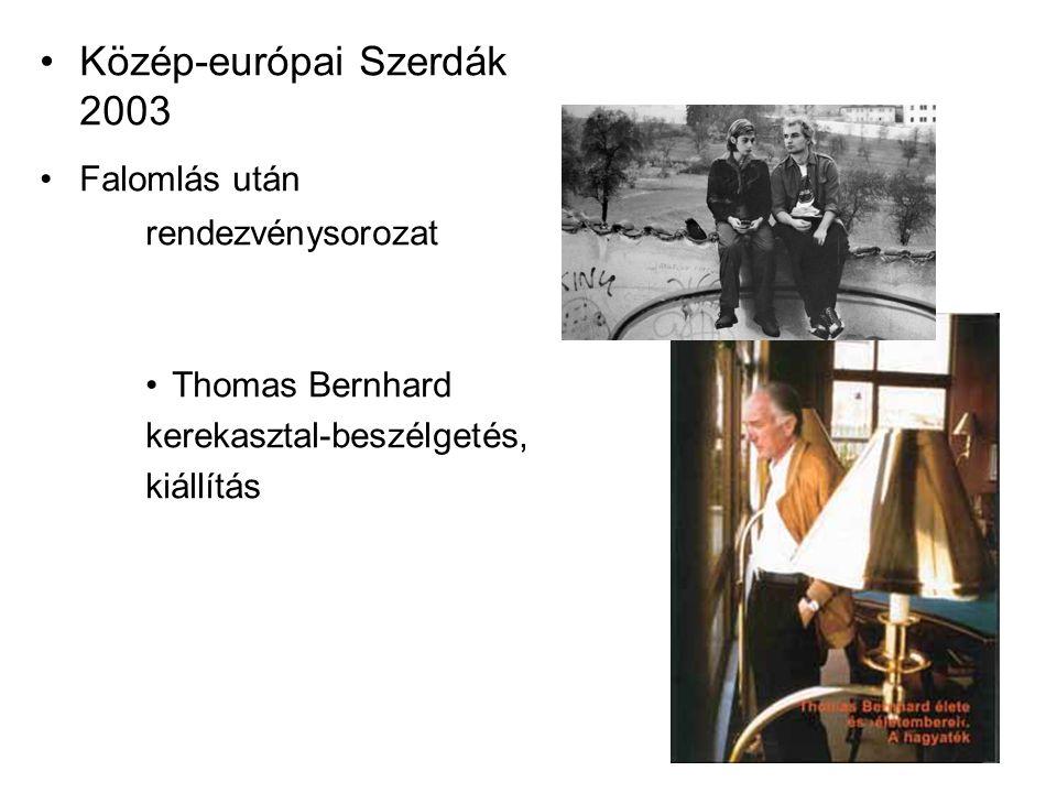 Közép-európai Szerdák 2003
