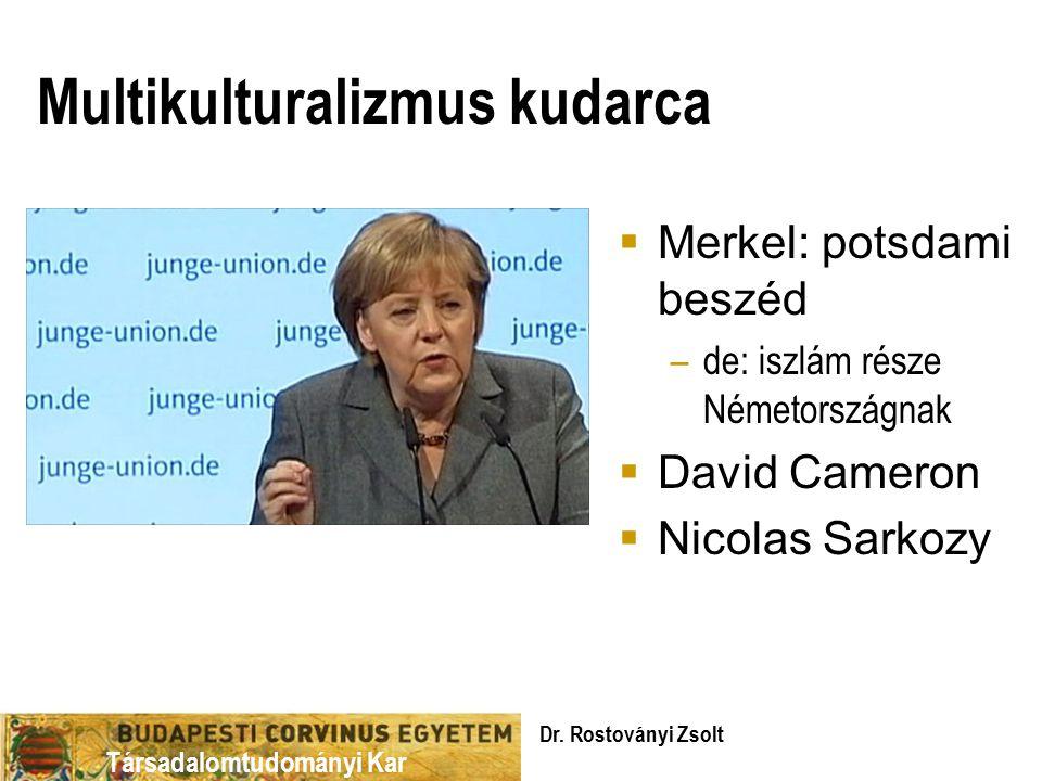 Multikulturalizmus kudarca