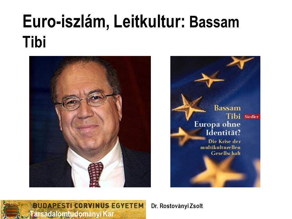 Euro-iszlám, Leitkultur: Bassam Tibi